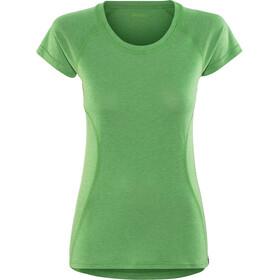 Bergans Cecilie Kortærmet T-shirt Damer grøn